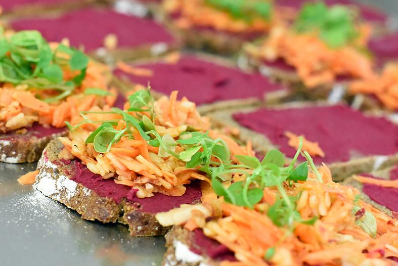 Manna & Wachtel – Vegane und vegetarische Sandwiches