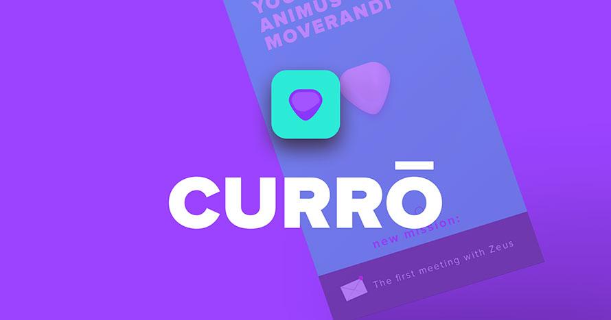 Die Laufapp »Curro« ist das Ergebnis der Abschlussarbeit von Julian Praest